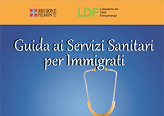 Guida ai servizi sanitari per immigrati – Edizione 2014