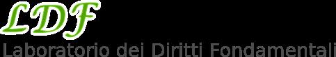 LDF - Laboratorio Diritti Fondamentali