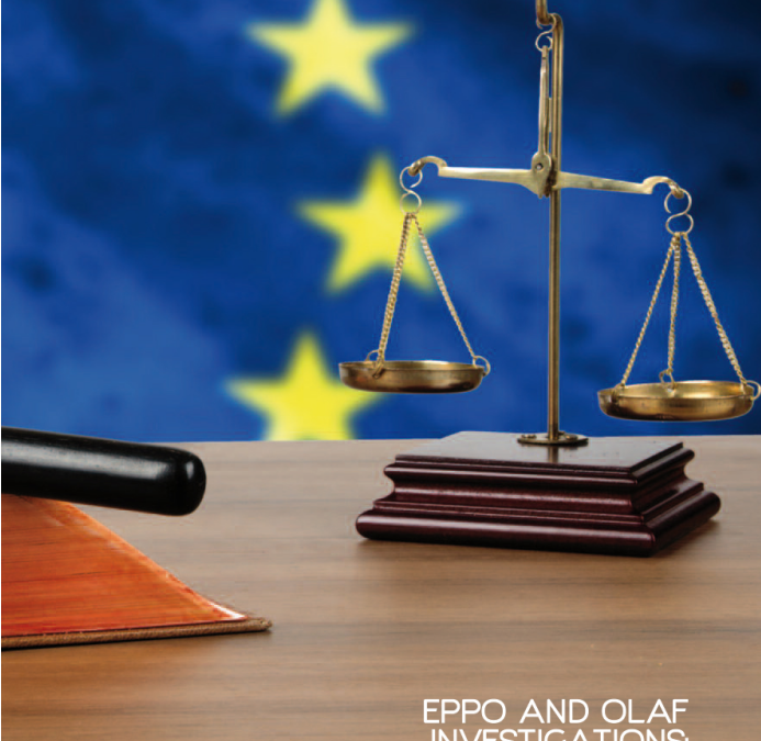 """Rapporto """"L'ufficio del procuratore europea e le indagini dell'OLAF: il controllo giurisdizionale e le garanzie procedurali"""""""